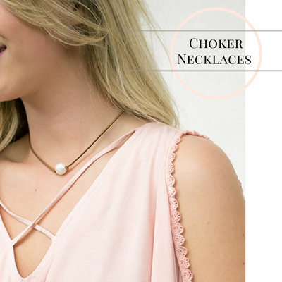 4 Trendy Ways To Wear A Choker Necklace