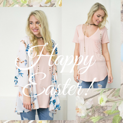 5 Last Minute Easter Outfits