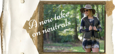 Neutrals: A New Take!