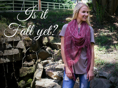 Fall Fashion & HOT Tips!