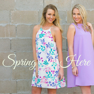 Spring Into the New Season!