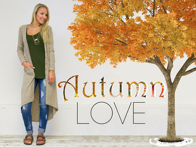 Autumn + Fashion = Happiness!