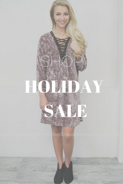 SHOP HOLIDAY SALE COLLECTION