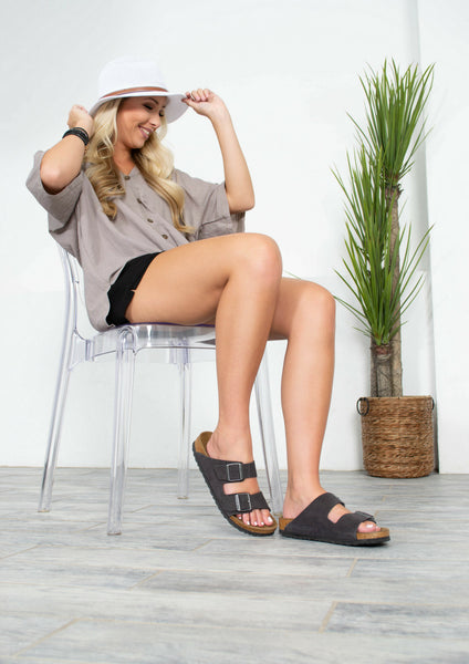 shop siloe features women's birkenstock sandals for your everyday outfit