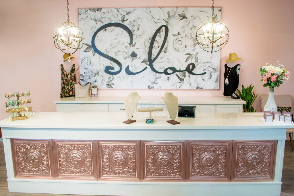 register area boutique Siloe Batesville arkansas downtown