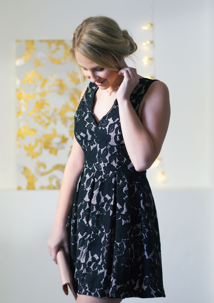 How to style a dress for new year eve