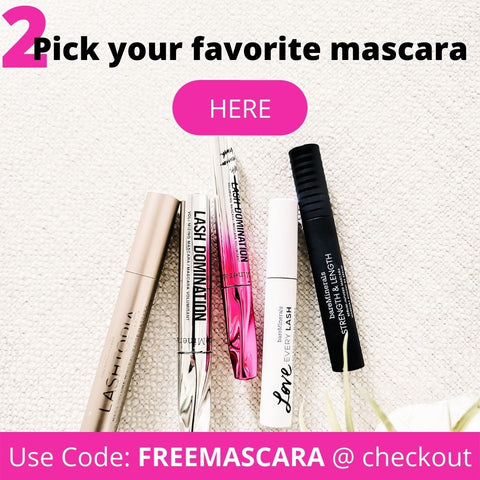 Free Bare Minerals Mascara with a Gift Card Purchase