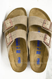 Arizona Soft Oiled Leather Birkenstock | Tobacco | Best Seller - Siloe
