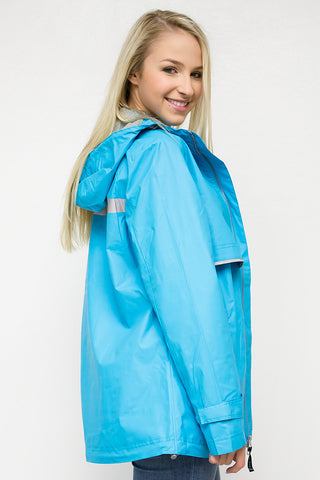 Wind & Waterproof Rain Jacket - Siloe