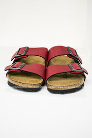Arizona Red Birkenstocks - Siloe