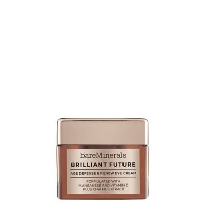 BRILLIANT FUTURE AGE DEFENSE & RENEW EYE CREAM - Siloe