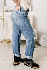 Always Going Places Relaxed Fit Jeans