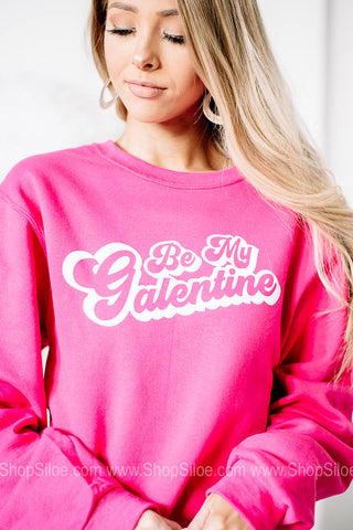 Be My GALentine Graphic Sweatshirt