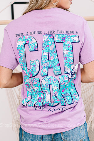 Cat Mom | Simply Southern