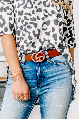 Gucci Inspired Belt | Colors
