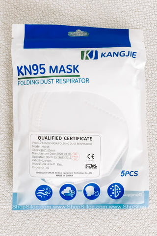 KN95 Mask | 5 Pack