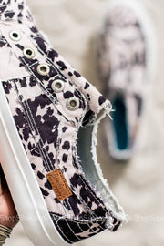 Play Canvas Sneakers | Milk Chocolate Chip