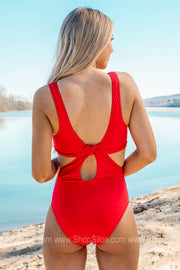 Show Up & Show Out One Piece Swimsuit