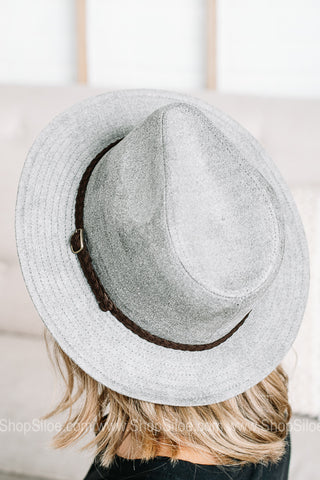 Suede Panama Hat | Colors