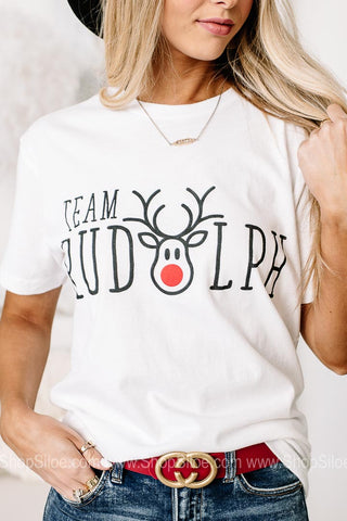 Team Rudolph Graphic Tee