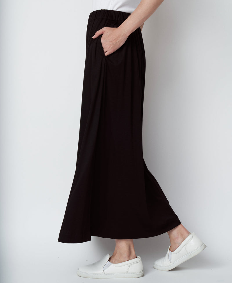 TL-7134 / Viscose Smooth Long Skirt