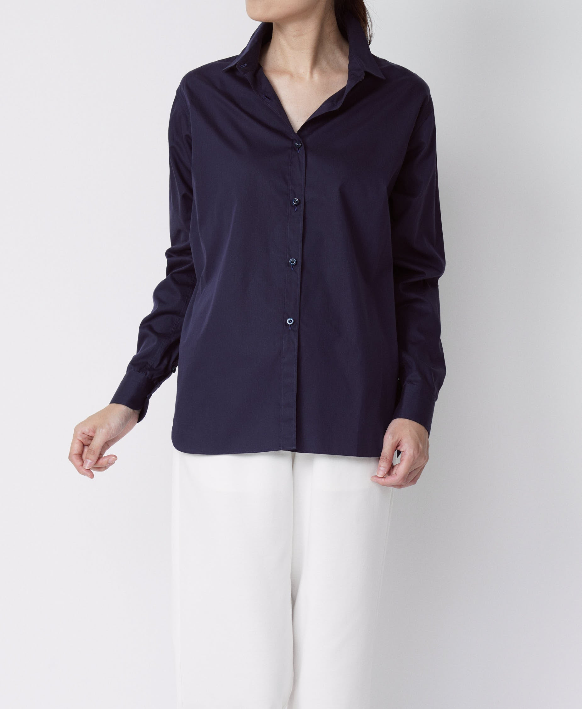 TL-3202 / Cotton Carze New Regular Shirt