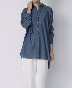 TL-384 / Chambray Relax Shirt