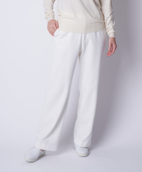 TL-6235 / Dry Cotton Stretch Wide Pants