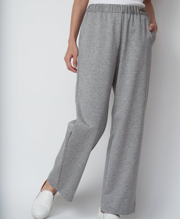 TL-661 / Mercerizing Cotton Wide Pants