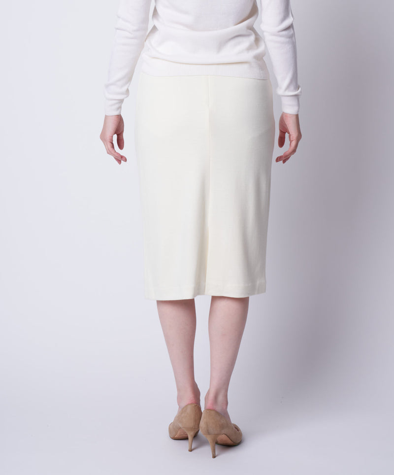 TL-7156 / Wool Punch Skirt