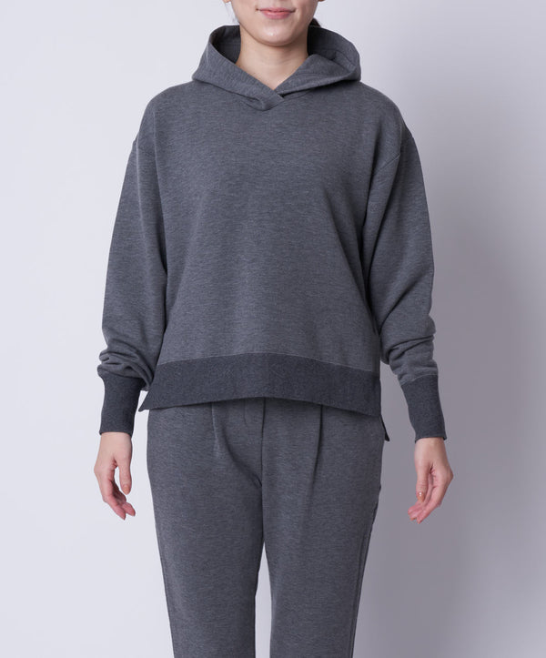 TL-9239 / Tencel Cashmere Pullover Hoodie