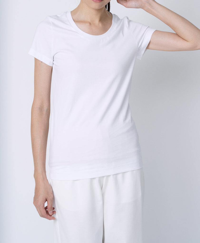 TL-969 / Subin Cotton Crew Neck T Shirt