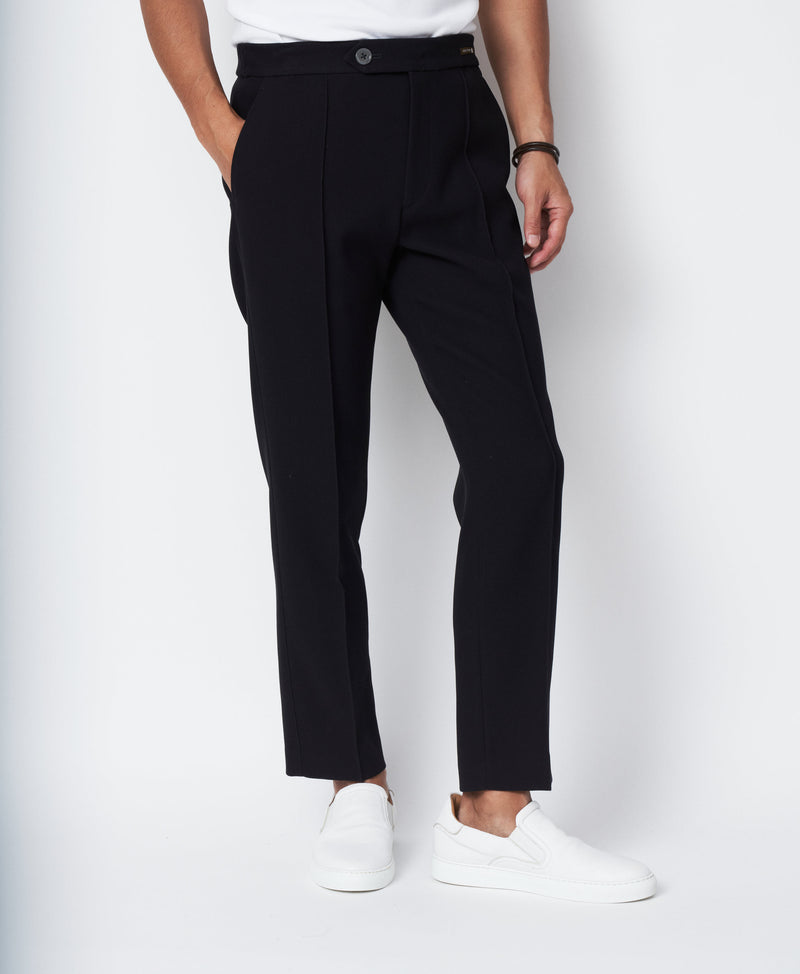 TM-6249 / Strong Twist Pique Center Seam Bottom