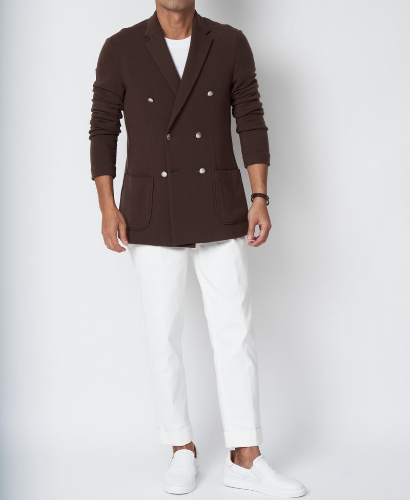 TM-4245 / Tencel Cashmere Double Jacket