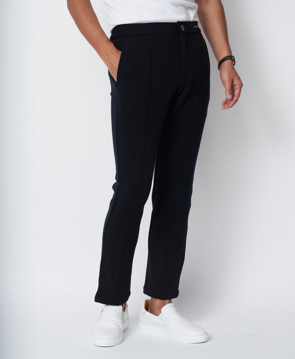 TM-617 / Tencel Cashmere Center Seam Bottom