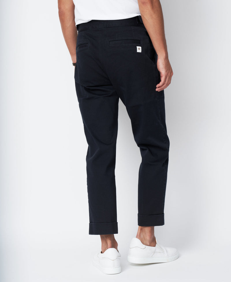 TM-6243 / Spanish Twill Stretch Tapered Pants
