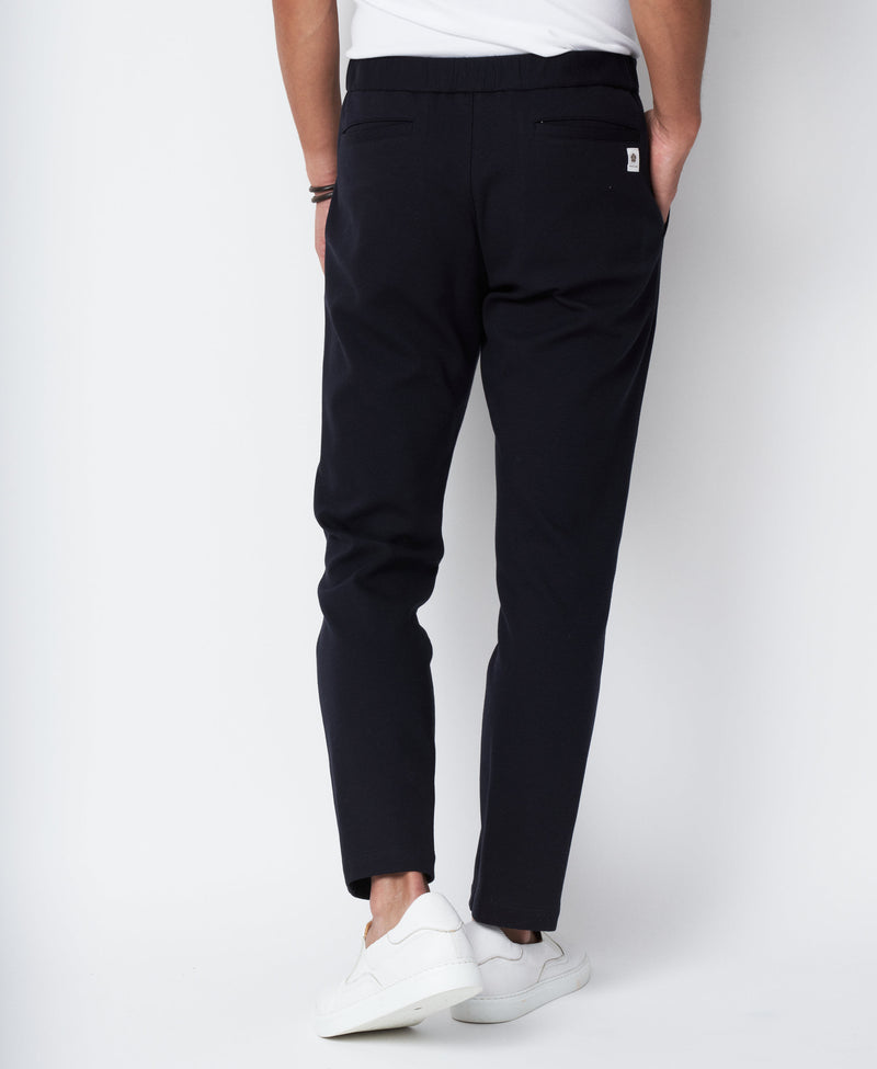 TM-6661 / Cotton Art Pique  Center Seam Pants