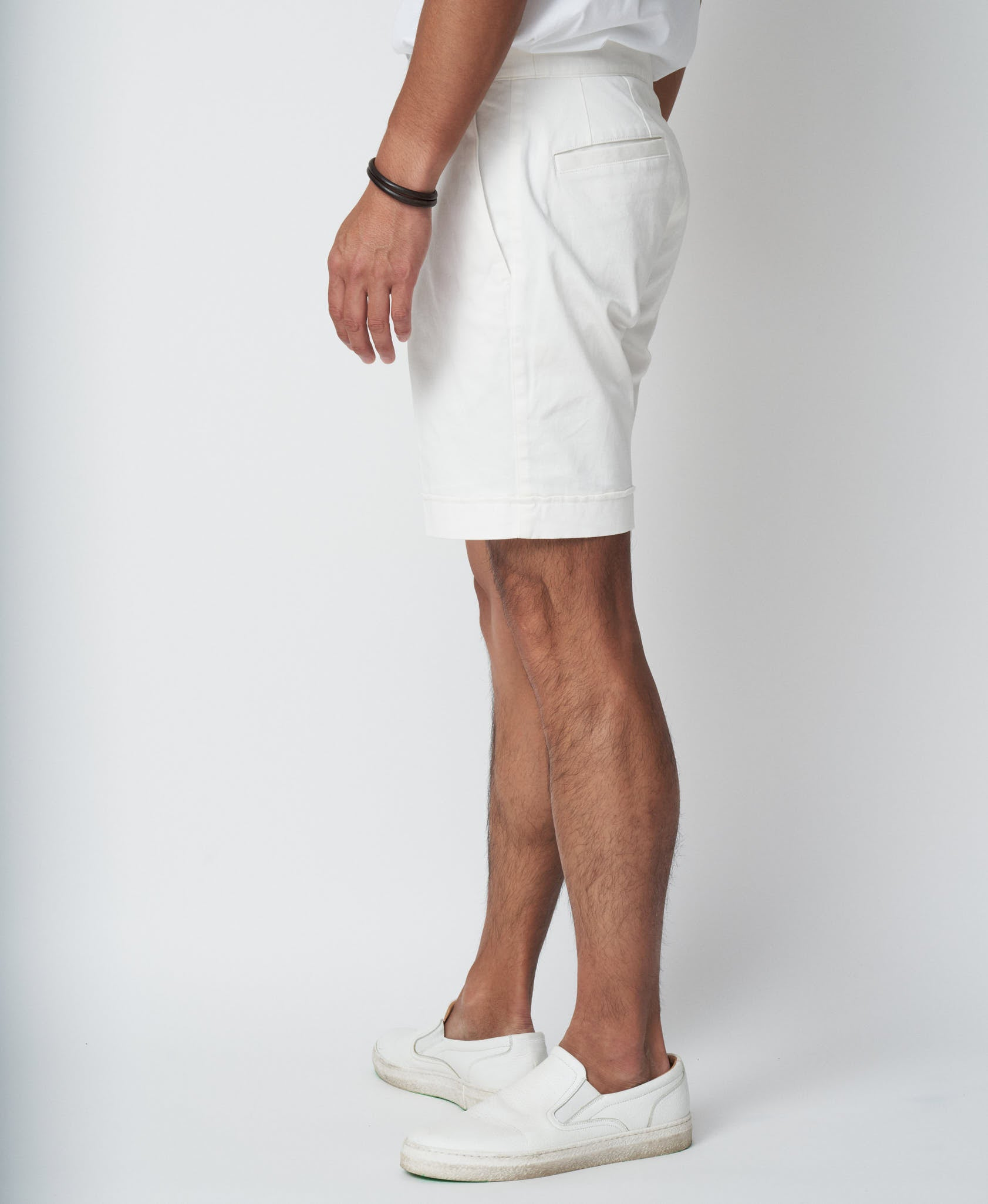 TM-6669 / Compact Twill Short Pants