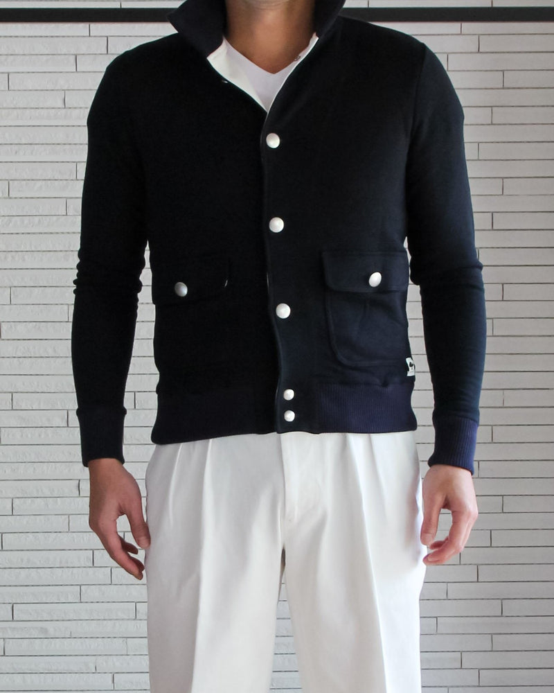 TM-9223 / Tencel Cashmere Barster Jacket