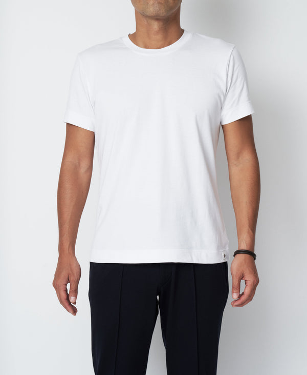 TM-9656 / Subin Cotton Crew Neck TShirt