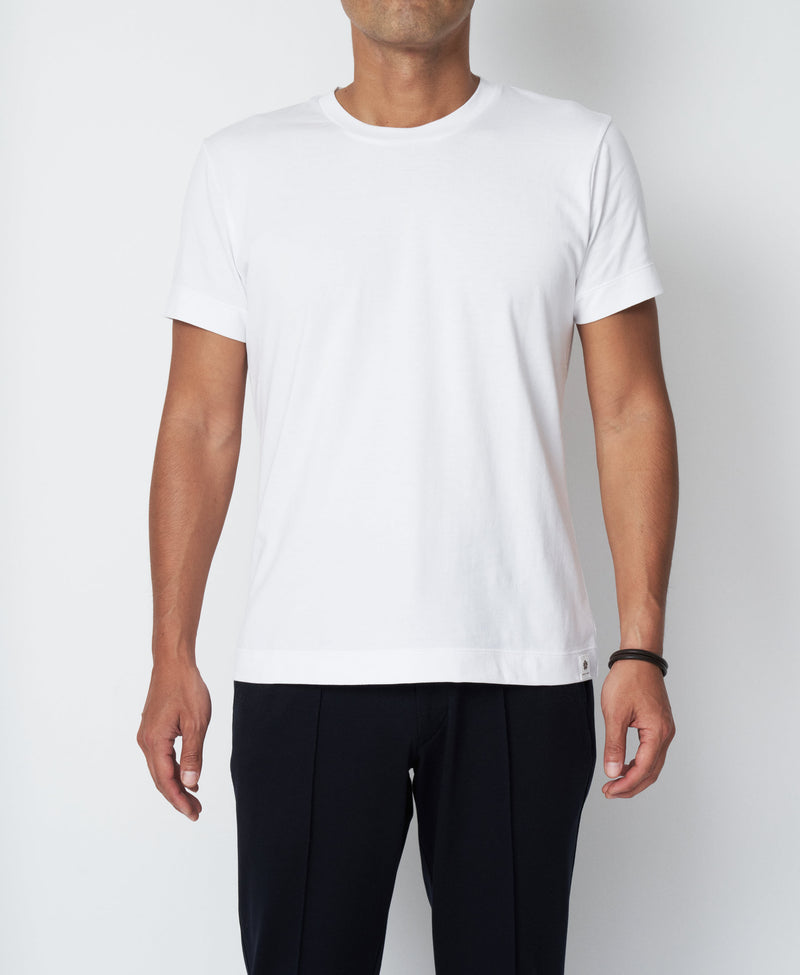 TM-9656 / Subin Cotton Crew Neck T Shirt