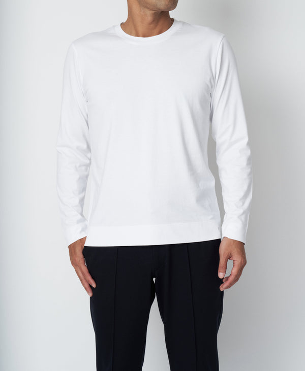 TM-9655 / Subin Cotton Long Sleeve T Shirt