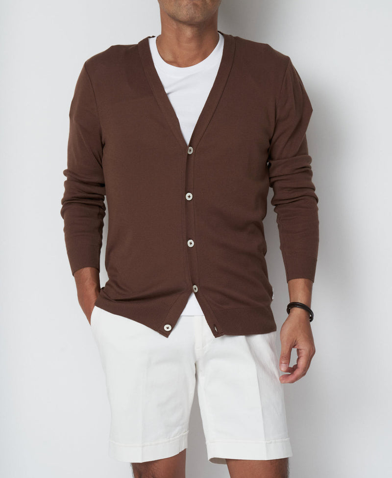 TM-9667 / Subin Cotton Cardigan