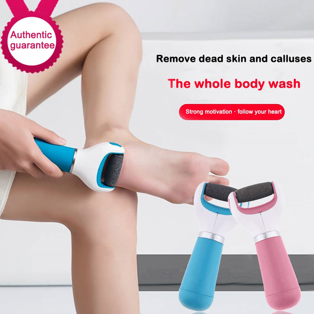 Exfoliating Dead Skin Callus Remover Foot Care Device