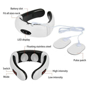 Neck Cervical Physiotherapy Massager