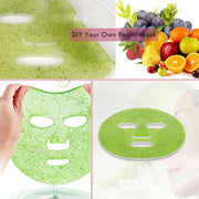Natural Collagen Facial Mask Machine SPA Skin Care