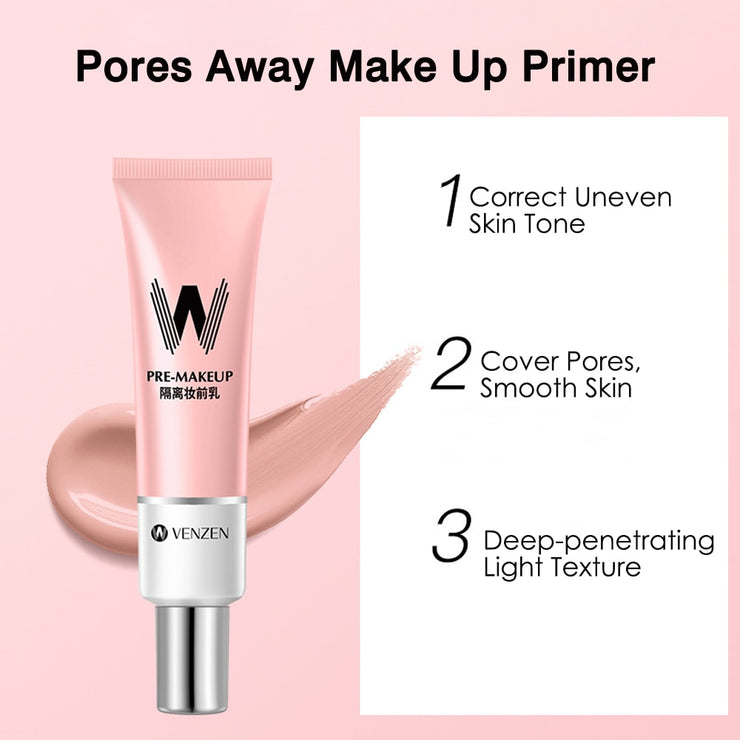 Makeup Base Concealer Pore Primer Smooth Skin Brightening