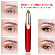 Mini Electric Portable Eyebrow Trimmer Blades Hair Remover