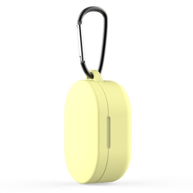Silicone Case With Buckle For Redmi Mi AirDots