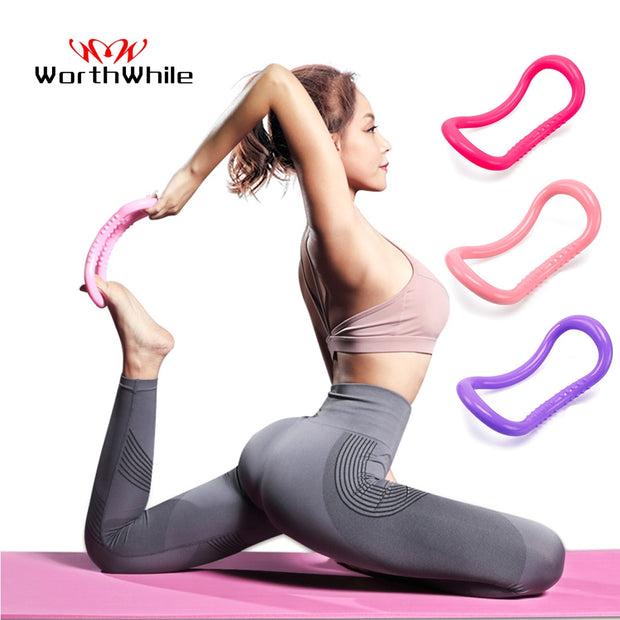 Yoga Magic Circle Gym Fitness Ring Loop